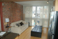 Furnished Luxury Yaletown Condo for Rent