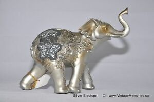 Brand new collectible lucky elephants 30% off
