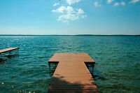 Lake Front Cottage For Rent - Orillia - AUG 29 - SEPT5