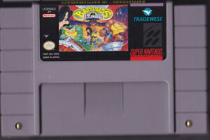 Battle Toads Super Nintendo - Cartridge only Tested, Works- 60$