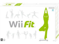 Wii Fit - With Balance Board + Game