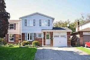 Beautiful Private back to green Newmarket house