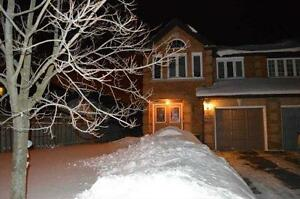 Richmond Hill EndUnit Townhouse 3Bd 3Bth Fin.Bsmnt Pie Shape Lot