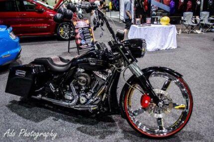 Harley Davidson Bagger Prospect Prospect Area Preview