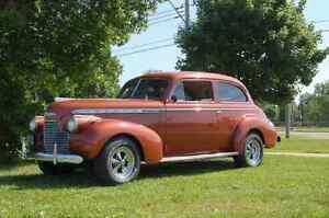chevrolet 1940 sedan special de luxe
