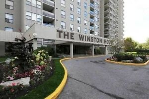 2 Bed+Den Condo In The Winston House - Close To All Amenities!