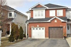 Absolutely Gorgeous Semi Detached Home for Rent in Brampton