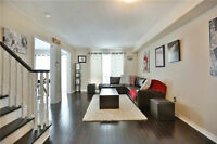 TOWNHOUSE FOR RENT - 3 BEDROOM AT Bronte/ Dundas OAKVILLE