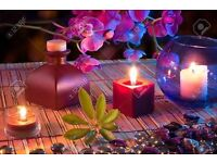 Wonderful relaxing massage to heal your soul price starts from £15/35 mins or £25/h
