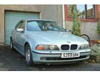 SPARES & REPAIRS 1998 BMW 523i SE E39