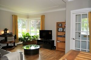 4 1/2 with Basement Waterfront view LaSalle/Verdun Crawford Park