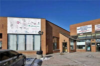 COMMERCIAL SPACE FOR LEASE ON STEELES