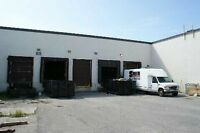 Warehouse for sublease or rent