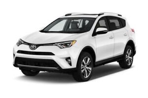 2017 Toyota RAV 4 LEASE takeover