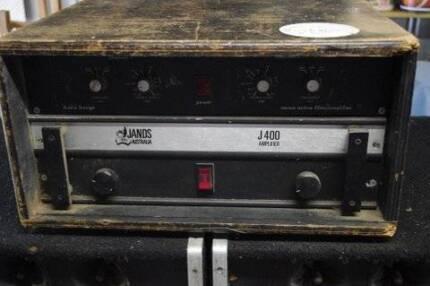 DJ Speakers n Amp
