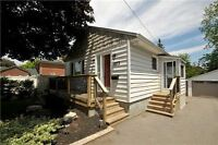 Nice 3 bedroom bungalow (main floor) at downtown Whitby