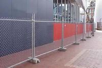 Temporary Fencing Rentals
