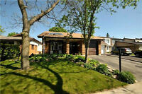 Rarely Offered 3+2 Bdrm Home Freshly Painted ThroughoutPICKERING