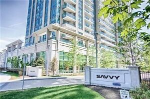 Gorgeous Savvy Condo Built By Menkes In The Heart Of North York