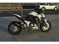 Kawasaki Z800 ABS with performance pack