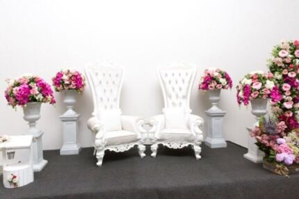wedding chair throne chair party chairs