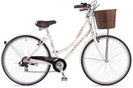 Dawes Duchess cream ladies heritage bike