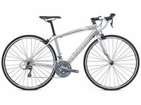 Specialized Dolce 2013 Women's Road Bike - 54cm - full service history inc. new tyres - £650 new