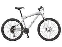 Nearly brand new mountain bike