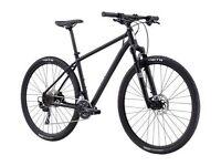 Brand New Men's Pinnacle Cobalt 4 2017 Hybrid Bike - Medium Size