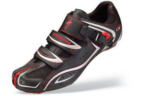 Specialized BG Cycling Shoes + Shimano 105 5700 Pedals/Cleats