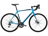 CANNONDALE SYNAPSE ALLOY 105 5 DISC ROAD BIKE NEW CONDITION