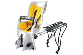 TOPEAK Babyseat with disc rack for your bicycle