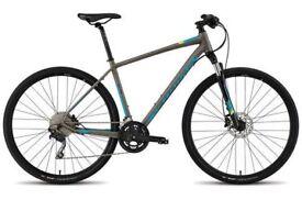 Specialized 2015 Crosstrail Elite Disc Hybrid Bike
