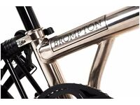 BROMPTON NICKEL S6L limited edition 2016