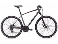 £500 rrp bike never been used £450 ono. Specialized Crosstrail Disc 2017 Hybrid Bike