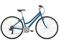 Ridgeback Ladies Bike 'As new' condition.