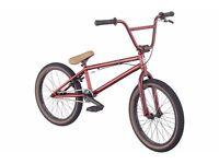 "ABD Kingpin 1 BMX - Ruby Red 20"" Wheel"