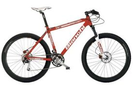 Bianchi mutt 7700 mountain bike