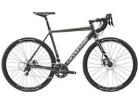 Cannondale CAADX 105 2017 Brand New RRP 1099.99
