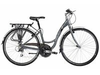 fasinating trek hybrid bike in excellent condition... bought for £380...