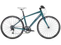 """Trek 7.5 FX WSD 2013 Women's Hybrid Bike 15"""""""
