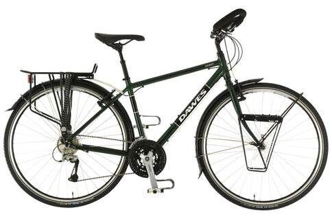 Dawes Karakum Touring Hybrid Bike 20\