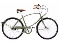 Pashley ParaBike hybrid,retro bike new in box.
