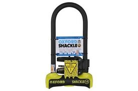 Oxford Shackle U-Lock 320