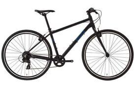 Pinnacle lithium men's large hybrid bike