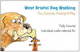 West Bristol Dog Walking Service