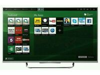 "SONY 42""smart ANDROID wifi tv HD freeview freesat Fully hd 1080p"