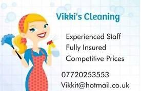 Vikki's Cleaning