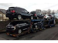 I need car platform to transport 10-12 cars from Glasgow to Nottingham....!!!!!!!!!