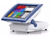 POS Aures Posligne Odysse 15' TouchScreen Odyssey POS Full Epos System Touch Cash Register